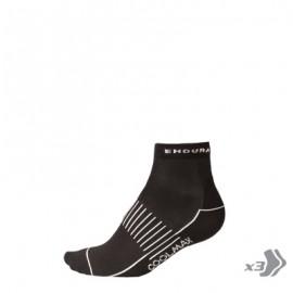 Dámske ponožky Coolmax Race II (3-balenie)
