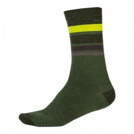 Ponožky Merino Stripe AW19