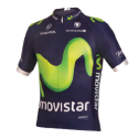 Movistar Team Replica Kit
